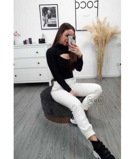 Pantalón polipiel puli